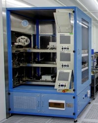 Low pressure chemical vapor deposition - amorphous Si (growth of oxides / oxinitrides)
