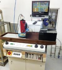 Semiautomatic dicing saw ESEC 8003